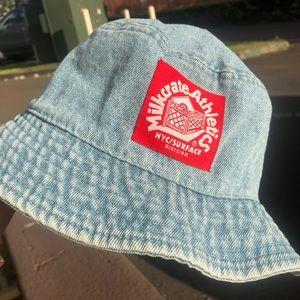 Denim Bucket Hat from Milkcrate Athletics